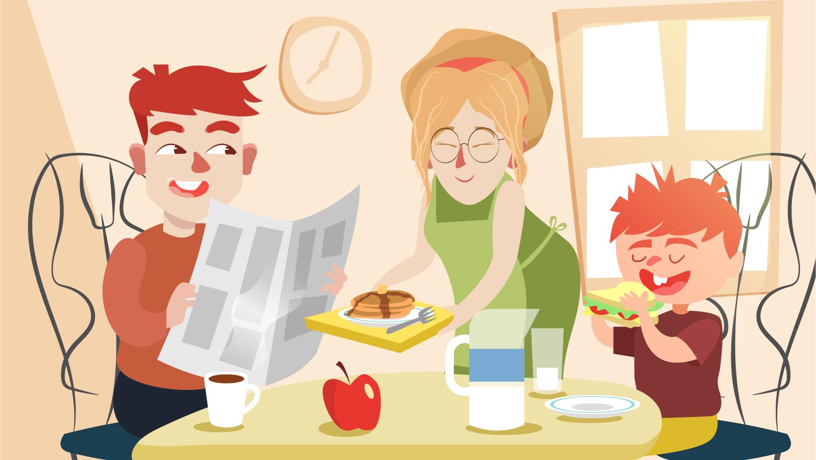 Rotina familiar: a importância de organizar as atividades durante a quarentena! Riva Incorporadora