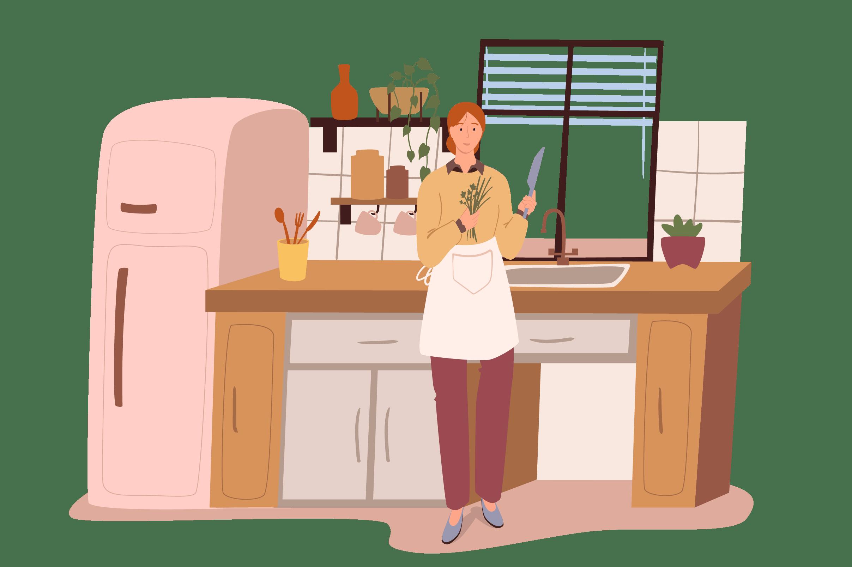 10 dicas para a decoração de cozinha em apartamento pequeno Riva Incorporadora
