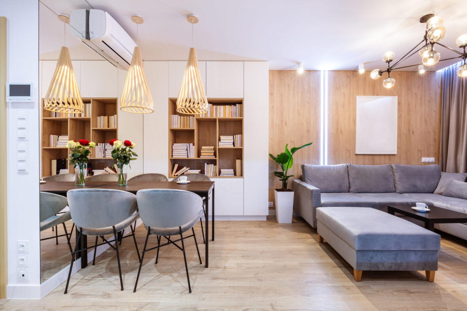 Decoração da sala de apartamento pequeno: Como fazer?